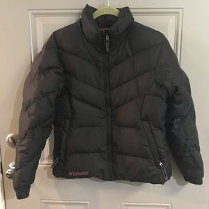 Columbia Quilted Puffer Coat